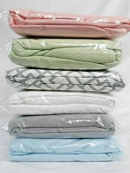 American Baby Company 100% Natural Cotton Percale Toddler Be