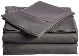Utopia Bedding 4pc Microfiber Bed Sheet Set