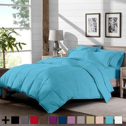 5 piece twin xl bed in a