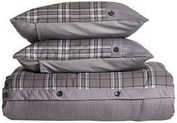 Intelligent Design Daryl 5 Piece Comforter Set, Full/Queen,