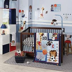 Lambs & Ivy Future All-Star Bedding Set