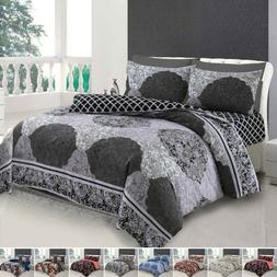 Bedding Set with Duvet Cover Pillow Cases Free Fitted Sheet