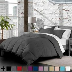 Down Alternative Comforter Twin, Full/Queen or King Size Pre