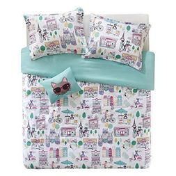 Comfort Spaces Girls/Boys Bedding Full/Queen Size - Paco, Ca