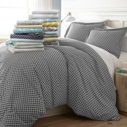 Hotel Luxury 3 Piece Patterned Duvet Cover Sets - 8 Beautifu