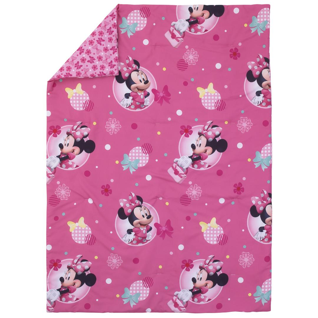 BEDDING Bed Disney Mouse 4 Piece