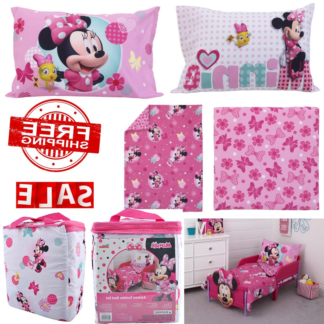 bedding set toddler girls bed sheet pillowcase