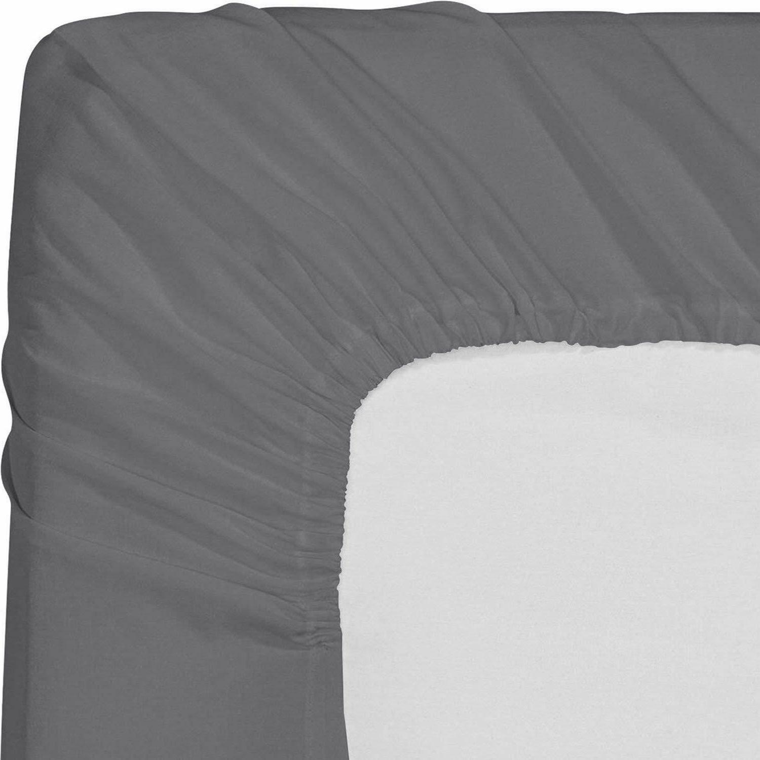 fitted sheet brushed ultra comfortable luxury soft