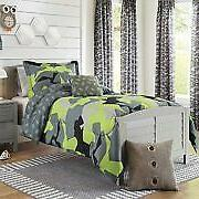 Kids Camo Bedding Comforter Set by Better Home and Gardens