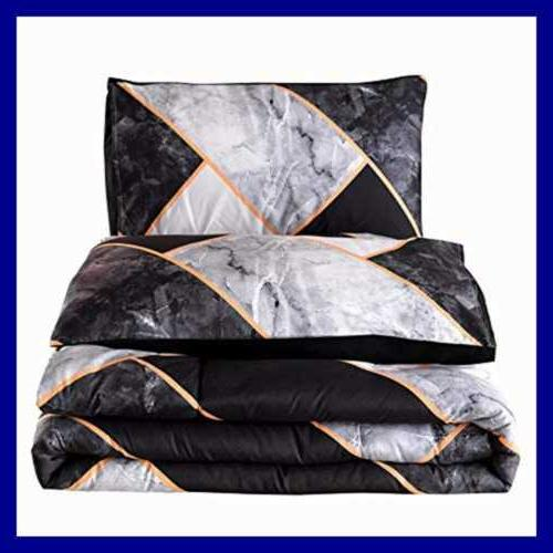 Marble Geometry Set GREY For