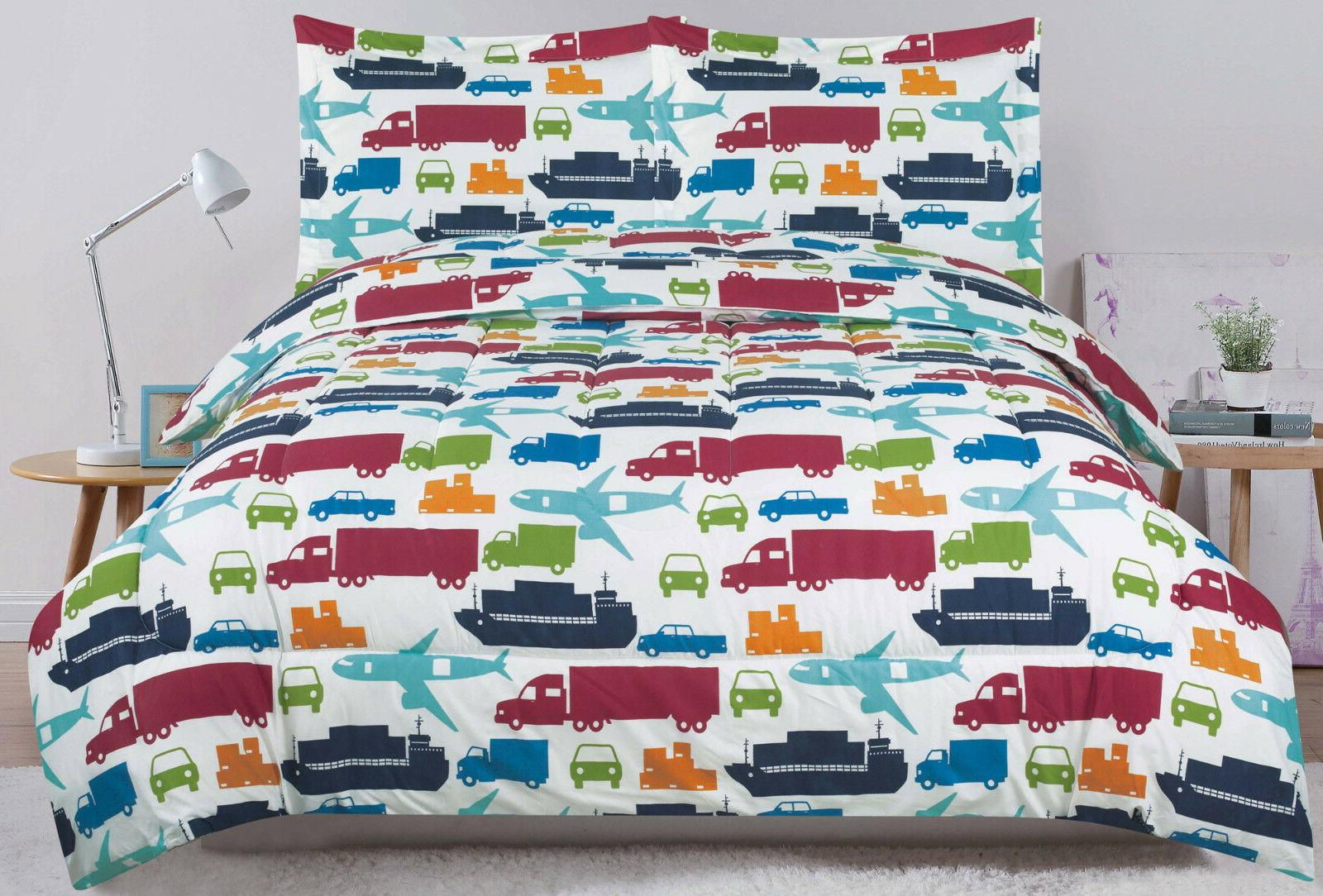 twin or full bed set bedding comforter