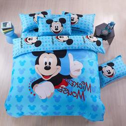 Mickey Mouse Bedding Sets for Kids Boys Room Twin King Size
