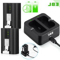 Ring Rechargeable Battery +Dual Charger For Video Doorbell 2