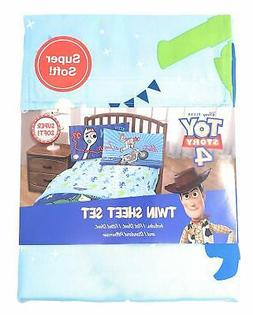 Jay Franco Toy Story 4 Twin Sheet Set Bedding - 3 Pieces - 1