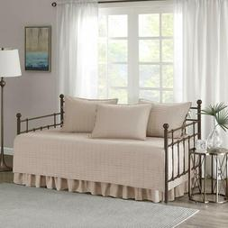 Comfort Spaces Twin Daybed Bedding Sets - Kienna 5 Pieces Al