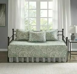 Comfort Spaces Twin Daybed Bedding Sets - Kashmir 5 Pieces A
