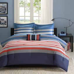 Twin or Full Size Comforter Set Bedding Bedspreads Boys Girl