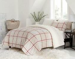 UGG Terra Twin Quilt in Oatmeal Plaid