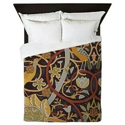 CafePress William Morris Bullerswood Queen Duvet